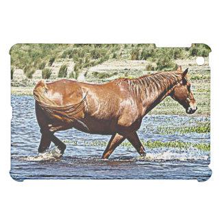 Speck Case Horse Picture iPad Mini Cover