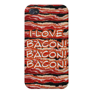 Speck Case- I Love Bacon iPhone 4 Case