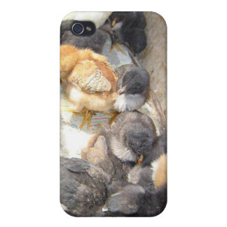 speck case phone chicken chicks baby iPhone 4 cases
