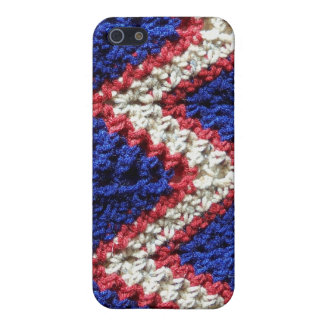 Speck case with crochet design iPhone 5 case