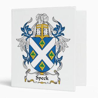 Speck Family Crest Binder