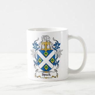 Speck Family Crest Coffee Mug