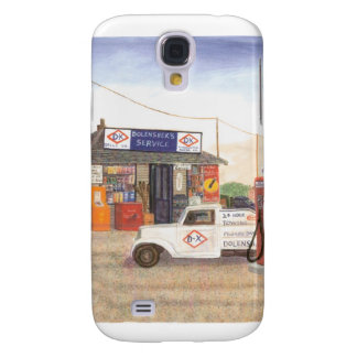 Speck® Fitted™ Hard Shell C - D-X Service Galaxy S4 Cover