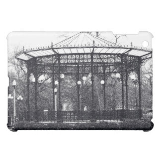 Speck iPad case  with Welles Park Gazebo Design