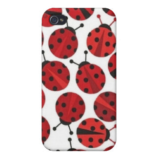 """Speck iphone 4/4s """"Lady Bug"""" Hard Shell Case Cover iPhone 4 Cases"""