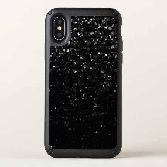 Speck Presidio iPhone X Case Crystal Bling Strass