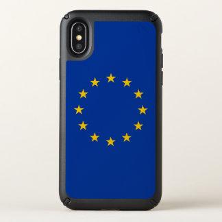 Speck Presidio iPhone X Case European Union flag