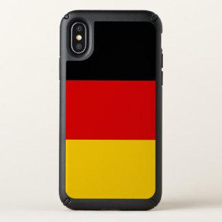 Speck Presidio iPhone X Case Germany flag