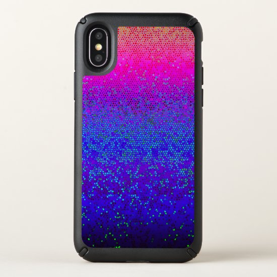 Speck Presidio iPhone X Case Glitter Star Dust