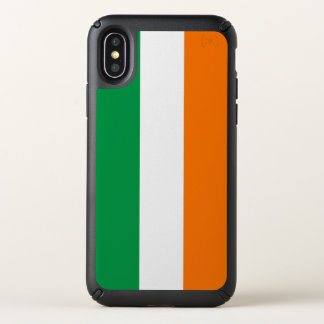 Speck Presidio iPhone X Case Ireland flag