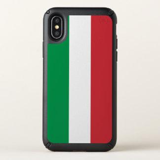 Speck Presidio iPhone X Case Italy flag