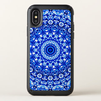 Speck Presidio iPhone X Case Mandala Mehndi G403