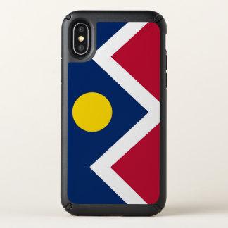 Speck Presidio iPhone X Case with Denver flag