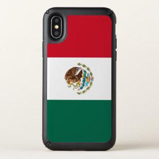 Speck Presidio iPhone X Case with Mexico flag