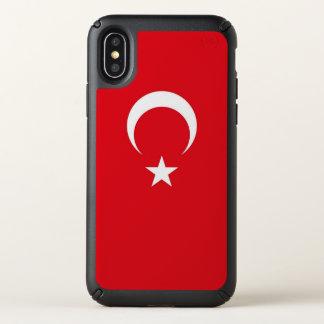 Speck Presidio iPhone X Case with Turkey flag