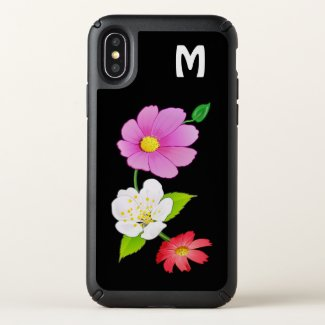 Speck Presidio Monogrammed Hawaiian iPhone Cases
