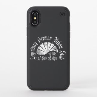 Speck Presidio Pro iPhone X Case