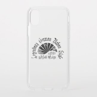 Speck Presidio Stay Clear iPhone X Case