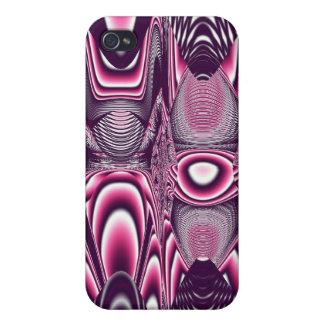 Speckcase abstracto enrrollado del iPhone 4/4S iPhone 4/4S Carcasa