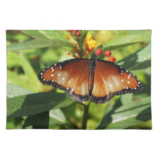 Speckled Butterfly Placemats