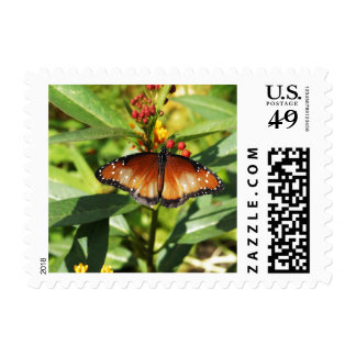 Speckled Butterfly Postage Stamp