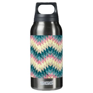 Speckled Chevron Insulated Water Bottle