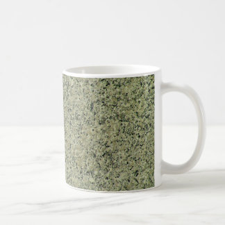 Speckled Grey Marble Texture Background Coffee Mug