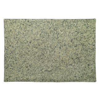 Speckled Grey Marble Texture Background Place Mats