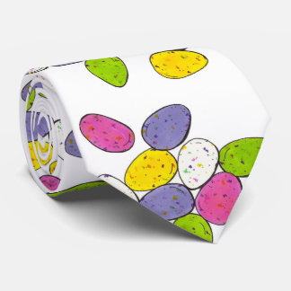 Speckled Malted Easter Basket Candy Egg Eggs Tie