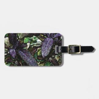 Speckled Sage Artwork Bag Tags