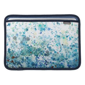 Speckled Sea I MacBook Sleeves