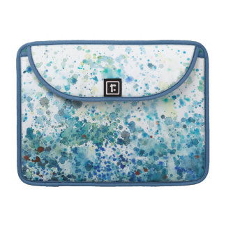 Speckled Sea I Sleeve For MacBook Pro
