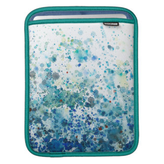 Speckled Sea I Sleeves For iPads