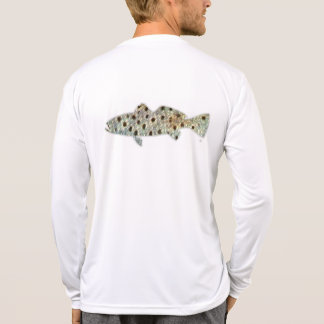Speckled Seatrout by Patternwear© Fly Fishing T-shirt