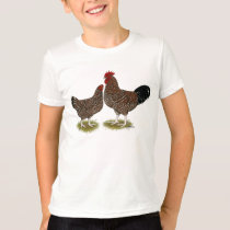 Speckled Sussex Chickens T-Shirt