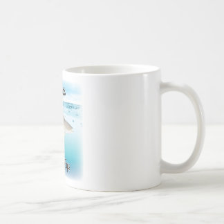 Speckled trout coffee mug