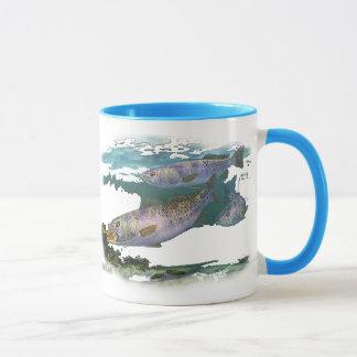 Speckled Trout Feeding Mug
