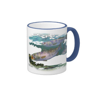 Speckled Trout Feeding Mugs