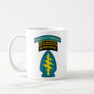 SpecOps Cmd - Special Forces - Airborne - Ranger Coffee Mug