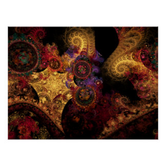 Spectacle Fractal Print