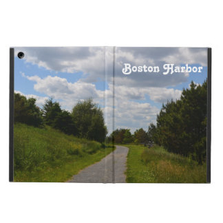 Spectacle Island in Boston Harbor iPad Air Cover