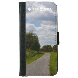 Spectacle Island in Boston Harbor iPhone 6 Wallet Case