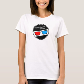 Spectacle Press Fitted Tee - Ladies