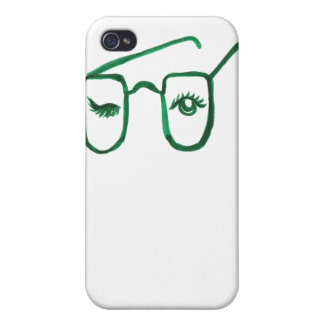 Spectacle Speck Case Cover For iPhone 4