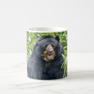 Spectacled Bear - Coffee Mug