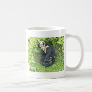 Spectacled Bear Mug, Animals Collection Coffee Mug