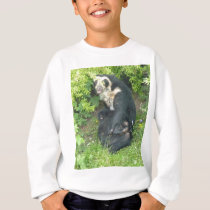 Spectacled Bear Sweatshirt, Animals Collection Sweatshirt