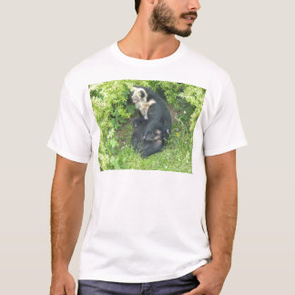 Spectacled Bear T-Shirt, Animals Collection T-Shirt