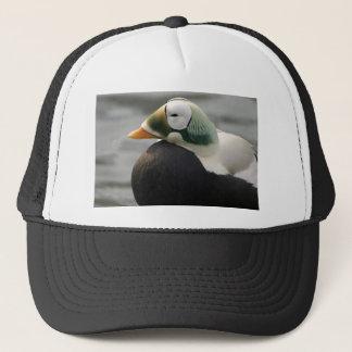 Spectacled Eider Trucker Hat