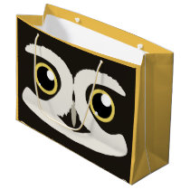 Spectacled Owl Gift Bag